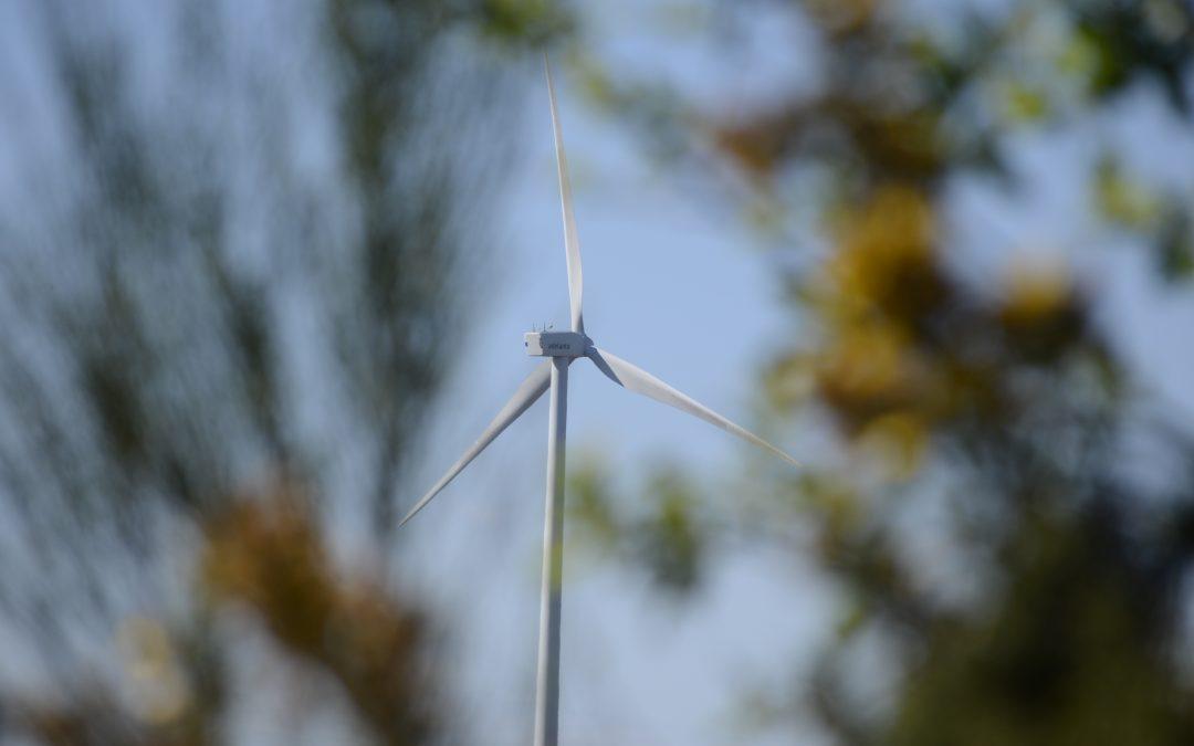 Sae a información pública o parque eólico Alborín, que se prevé instalar en Rodeiro