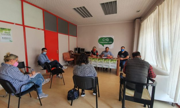 "CxL apunta a ""responsabilidades políticas"" de Crespo no caso do exasesor"