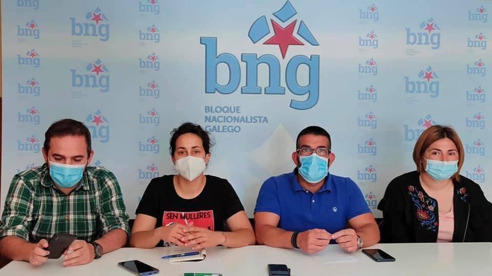 O BNG pide unha comisión de investigación sobre o caso de Pepe Iglesias