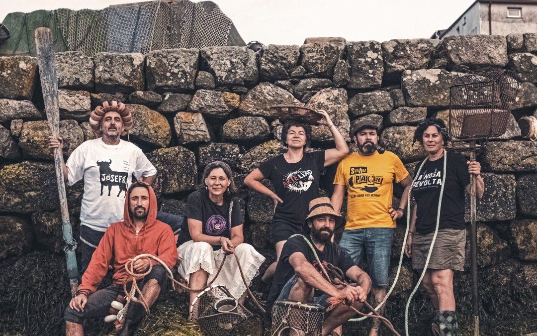 As Efémeras presentarán o seu primeiro disco o vindeiro domingo en Lalín