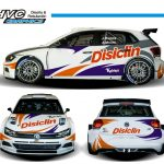 O Disiclín Racing estará no 25 Rali do Cocido